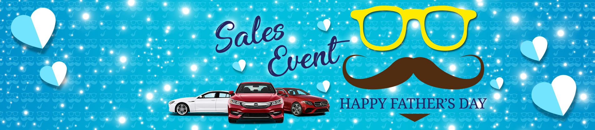Rite Cars Father's day sales event