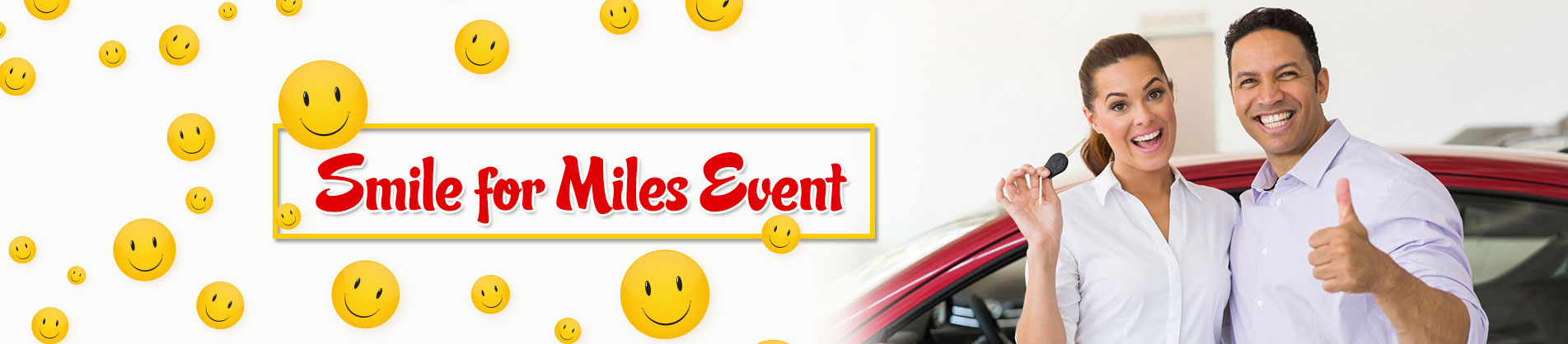 Rite Cars Smile for Miles Event